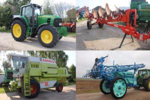 Wszelkie maszyny dla rolników