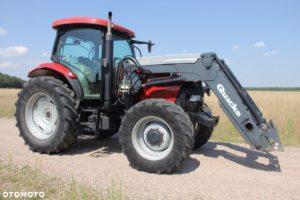 Ciągnik rolniczy case maxxum 115