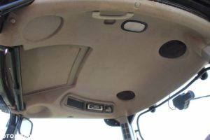Wnętrze kabiny case maxxum 115