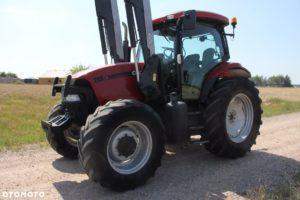 Traktor case maxxum