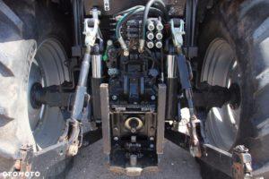 Tył traktora case maxxum 115