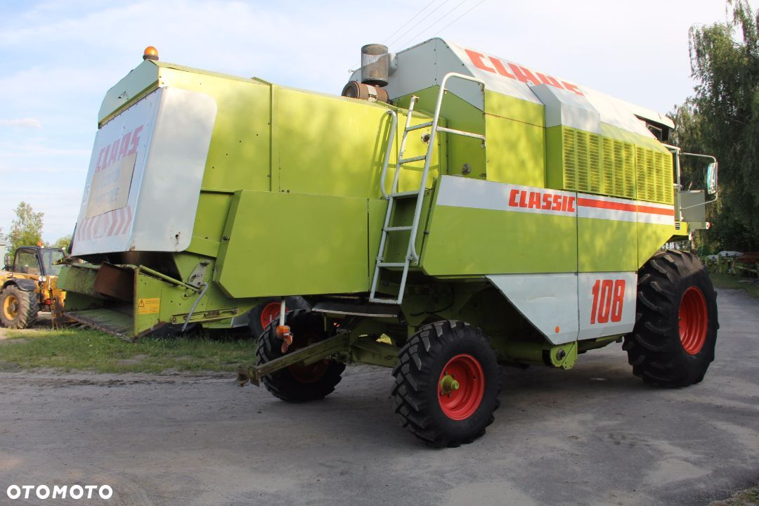 Maszyna rolnicza Dominator 108 - 80