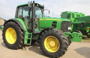 Ładny traktor
